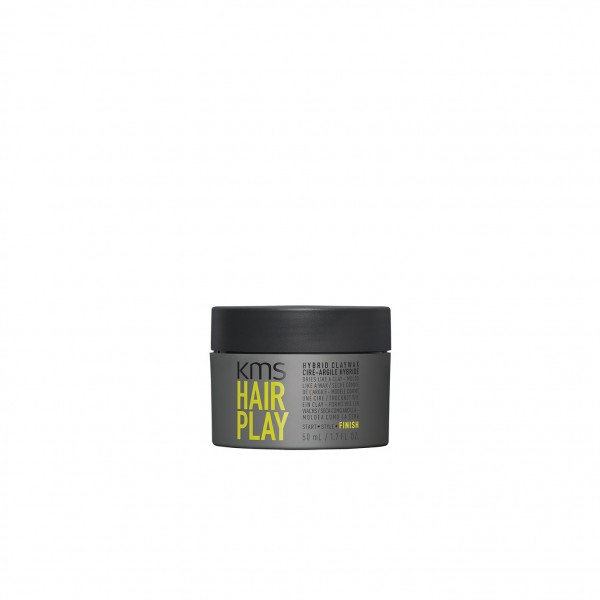 KMS Hairplay Hybrid Claywax